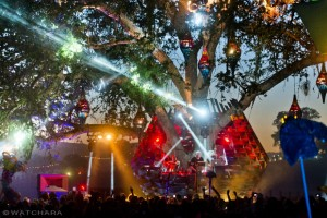 Woogie Stage Lineup 2015
