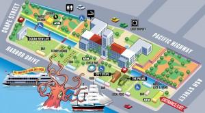 CRSSD Fest Map MelodicTronic FM